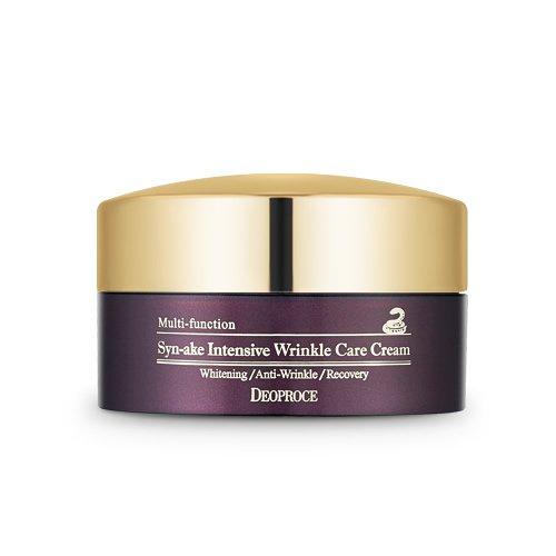 Интенсивный крем c миорелаксирующим эффектом Deoproce Syn-Ake Intensive Wrinkle Care Cream
