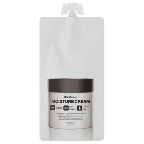 Крем для лица увлажняющий DerMeiren Moisture Cream