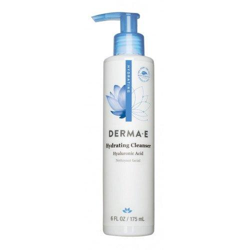 Увлажняющий очищающий гель с гиалуроновой кислотой Derma E Hydrating Cleanser with Hyaluronic Acid