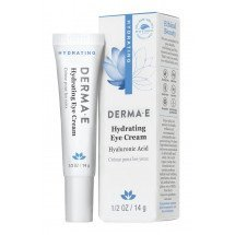 Увлажняющий крем с гиалуроновой кислотой Derma E Hydrating Eye Creme with Hyaluronic Acid