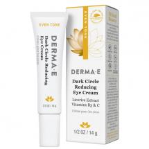 Крем для кожи вокруг глаз Derma E Dark Circle Reducing Eye Cream