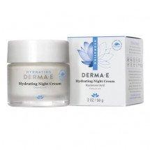 Ночной крем с гиалуроновой кислотой Derma E Hydrating Night Cream