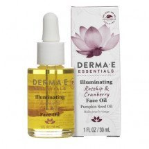 Увлажняющее масло Derma E Illuminating Rosehip & Cranberry Face Oil