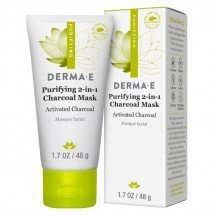 Очищающая маска-скраб Derma E Purifying 2-in-1 Charcoal Mask