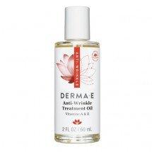 Антивозрастное масло с витаминам А и Е Derma E Anti-Wrinkle Treatment Oil