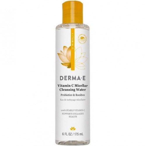 Очищающая мицеллярная вода с витамином С Derma E Vitamin C Micellar Cleansing Water