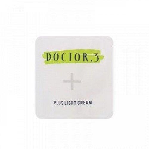 Інтенсивно зволожуючий крем (пробник) Doctor.3 Good-Bye Trouble Plus Light Cream Tester