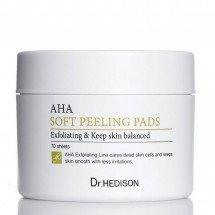 Пилинг диски с AHA-кислотами Dr.Hedison AHA Soft Peeling Pads