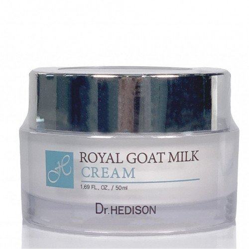Крем с экстрактом козьего молока Dr.Hedison Royal Goat Milk Cream