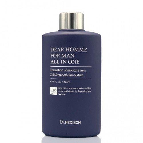 Крем-сыворотка для мужчин 4 в 1 Dr.Hedison Homme All in One