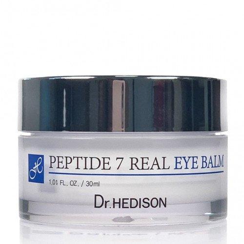 Коригувальний бальзам 7 пептидів для зони навколо очей Dr.Hedison Real Eye Balm Peptide 7