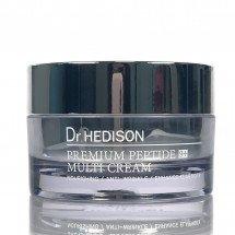 Крем-ремодулятор для обличчя 9 пептидів Dr.Hedison Premium Peptide Multi 9 + Cream