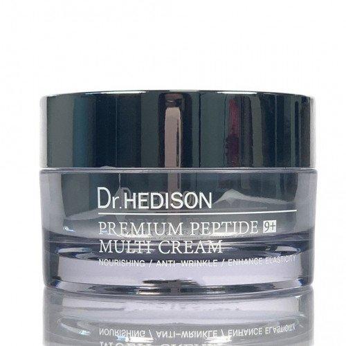 Крем-ремодулятор для лица 9 пептидов Dr.Hedison Premium Peptide Multi 9+ Cream