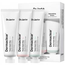 Маска для глубокого очищения кожи Dr.Jart+ Dermaclear Trans-foam Clay Mask