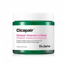 Восстанавливающая ночная крем-маска Dr. Jart+ Cicapair Sleepair Ampoule-in Mask