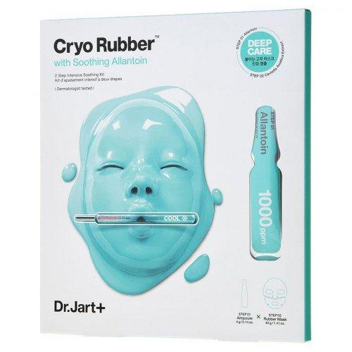Альгинатная маска с аллантоином Dr. Jart+ Cryo Rubber With Soothing Allantoin