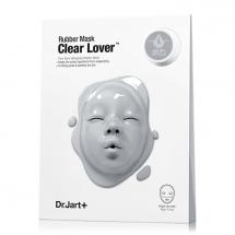 Очищающая альгинатная маска Dr. Jart+ Dermask Rubber Mask Clear Lover