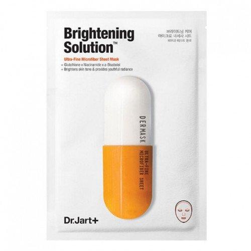Осветляющая маска Dr.Jart+ Dermask Micro Jet Brightening Solution