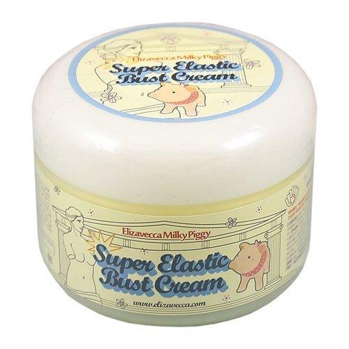 Крем для зоны декольте Elizavecca Milky Piggy Super Elastic Bust Cream