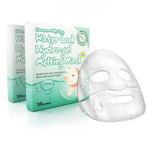 Гидрогелевая маска для лица с коллагеном Elizavecca Milky Piggy Water Lock Hydro-Gel Melting Mask