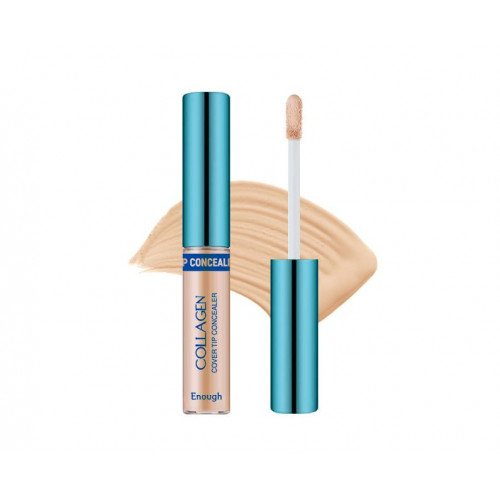 Коллагеновый консилер Enough Collagen Cover Tip Concealer