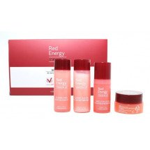 Набор Etude House Red Energy Tension up Skin Care Kit