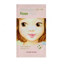 Очищающий патч для носа Etude House Green Tea Nose Pack