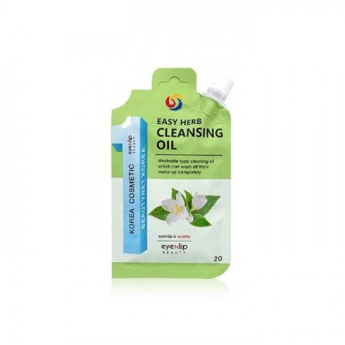 Гидрофильное масло Eyenlip Easy Herb Cleansing Oil Miniature