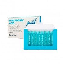 Филлер FarmStay Hyaluronic Acid Super Aqua Hair Filler