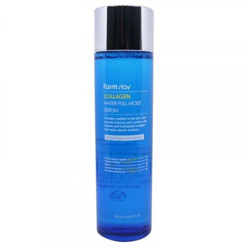 Увлажняющая сыворотка с коллагеном FarmStay Collagen Water Full Moist Serum