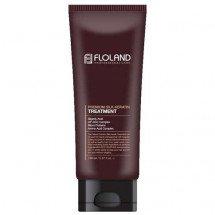 Маска-бальзам для волосся з кератином Floland Premium Silk Keratin Treatment