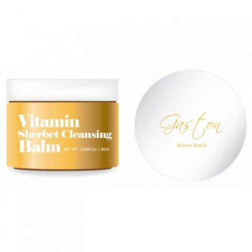 Вітамінний очищающий щербет Gaston Vitamin Sherbet Cleansing Balm