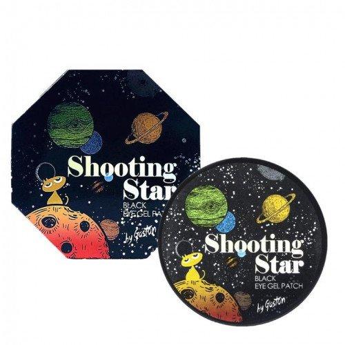 Гидрогелевые сияющие патчи Gaston Shooting Star Black Eye Gel Patch