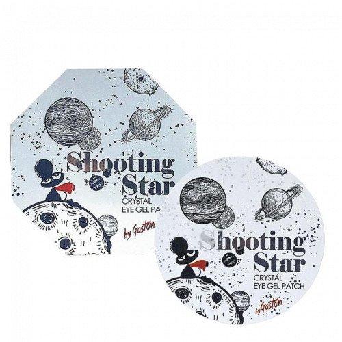 Гидрогелевые сияющие патчи Gaston Shooting Star Crystal Eye Gel Patch