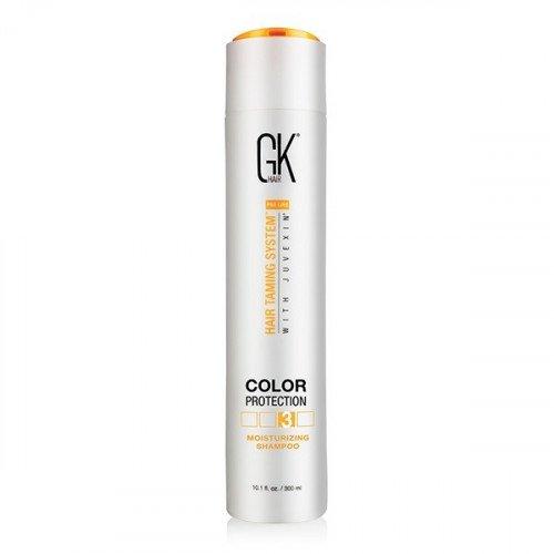 Зволожуючий шампунь Global Keratin Moisturizing Shampoo Color Protection