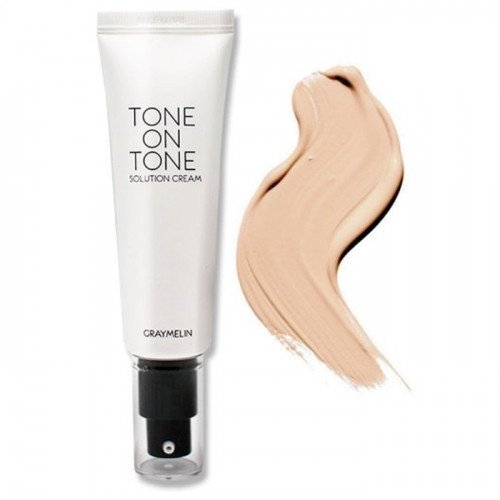 Увлажняющий бб крем Graymelin Tone One Tone Solution Cream