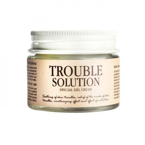 Гель-крем для проблемной кожи Graymelin Trouble Solution Special Gel Cream