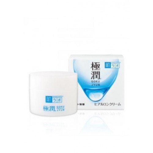 Питательный гиалуроновый крем для лица HADA LABO Gokujyun Hydrating Cream