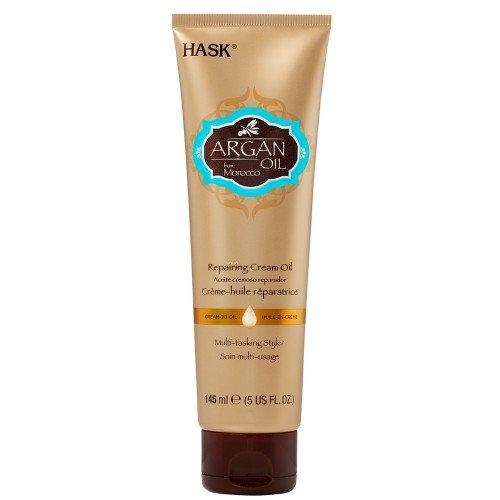 Восстанавливающее несмываемое крем-масло HASK Argan Repairing Cream Oil