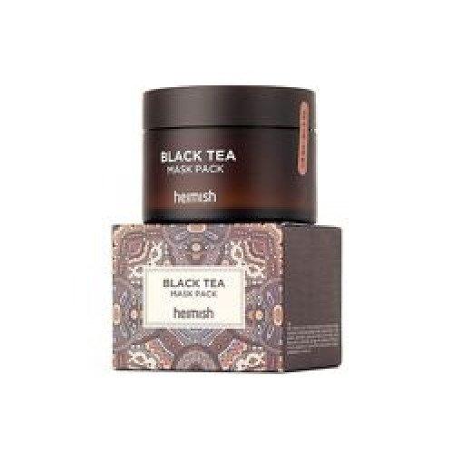 Заспокійлива маска для обличчя з чорним чаєм HEIMISH Black Tea Mask Pack