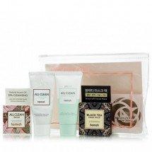 Набор миниатюр очищающих продуктов Heimish All Clean Mini Kit Version 1