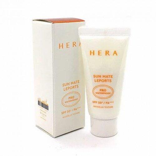 Солнцезащитный матирующий крем Hera Sun Mate Leports SPF50/PA+++
