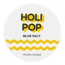 Пудра с эффектом блюра Holika Holika Holi Pop Blur Pact SPF30/PA+++
