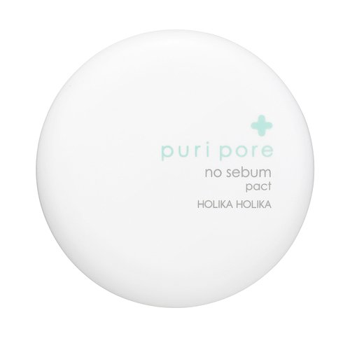 Матуюча пудра Holika Holika Puri Pore No Sebum Pact