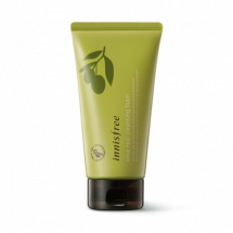 Пена для умывания Innisfree Olive Real Cleansing Foam