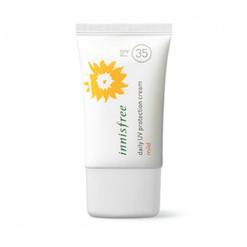 Увлажняющий солнцезащитный крем Innisfree Daily UV Protection Cream Mild SPF35/PA++