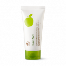 Пена для умывания Innisfree Apple Seed Deep Cleansing Foam