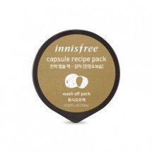 Зволожуюча маска з екстрактом картоплі Innisfree Potato Capsule Recipe Pack