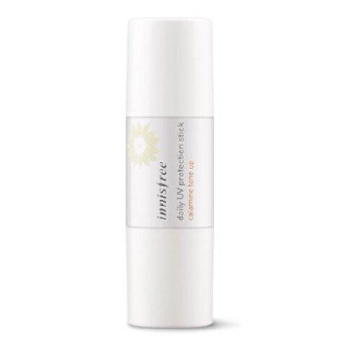 Тонированный стик-санскрин Innisfree Daily UV Protection Stick Calamine Tone Up SPF50+/PA++++