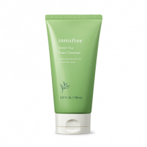 Пена для умывания Innisfree Green Tea Foam Cleanser